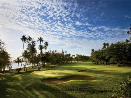 World Class Golf Courses at TPC Dorado Beach
